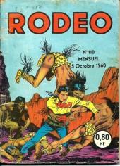 Rodéo -110- Miki le ranger