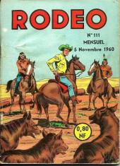 Rodéo -111- Miki le ranger