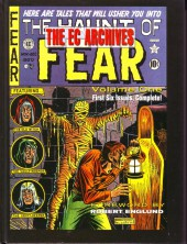 EC Archives (The) -91- The haunt of fear (Volume 1)