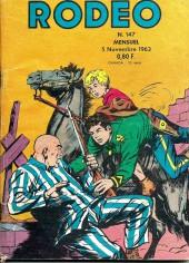 Rodéo -147- Trois hommes formidables