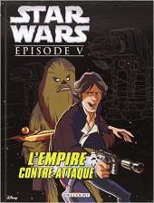 Star Wars (Delcourt / Disney) -5- Épisode V - L'Empire contre-attaque
