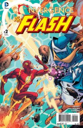 Convergence Flash (2015) -2- Race to the Finish