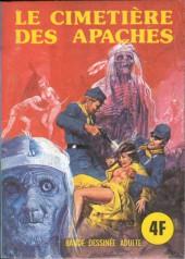 Série Bleue (Elvifrance) -9- Le cimetière des apaches