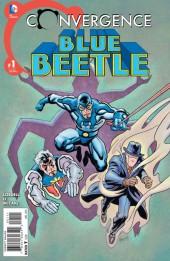 Convergence Blue Beetle (2015) -1- Untitled