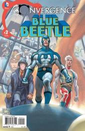 Convergence Blue Beetle (2015) -2- Legion of Doom !