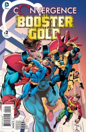 Convergence Booster Gold (2015) -2- Untitled
