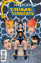 Convergence Crime Syndicate (2015) -1- Untitled