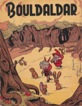 Bouldaldar et Colégram -1- Bouldaldar