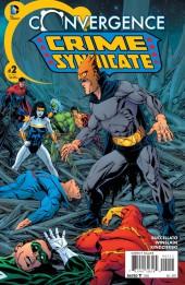Convergence Crime Syndicate (2015) -2- Untitled
