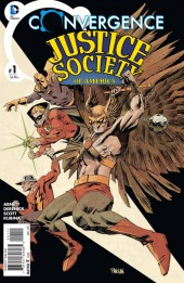 Convergence Justice Society of America (2015) -1- Society