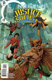 Convergence Justice Society of America (2015) -2- One Last Time