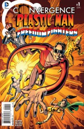Convergence Plastic Man and the Freedom Fighters (2015) -1- Out of the Frying Pan