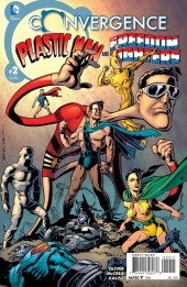 Convergence Plastic Man and the Freedom Fighters (2015) -2- Untitled