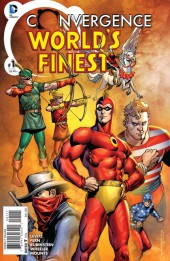 Convergence World's Finest (2015) -1- The Seven Soldiers of Victory