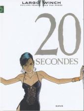 Largo Winch -20TL2- 20 secondes