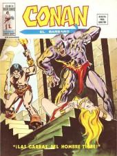 Conan (Vol. 2) -18- ¡Las Garras del Hombre-Tigre!