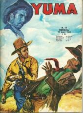 Yuma (1re série) -70- Le mystére de l'indien