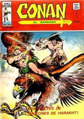 Conan (Vol. 2) -22- ¡Los Jinetes de Halcones de Harakht!