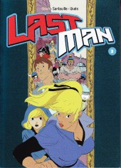 LastMan -3TLc- Tome 3