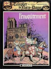Le templier de Notre-Dame -1- L'envoûtement