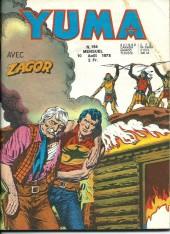 Yuma (1re série) -154- La vengence de Zagor