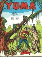 Yuma (1re série) -164- Le marais des mutants