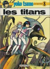 Yoko Tsuno -8a82- Les titans