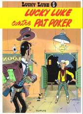 Lucky Luke -5d11- Lucky luke contre pat poker
