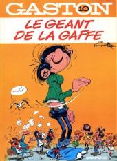 Gaston -10a1980- Le géant de la gaffe