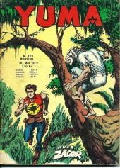 Yuma (1re série) -199- La fin de l'homme-tigre