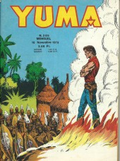 Yuma (1re série) -205- La trahison de Jordan