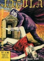 Jacula -40- La belle endormie dans la tombe