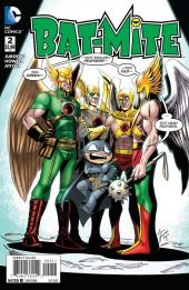 Bat-Mite (2015) -2- The Great Brain Robbery