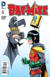 Bat-Mite (2015) -3- Smiles and Frowns
