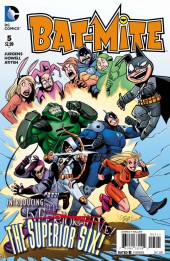 Bat-Mite (2015) -5- With 6 You Get Fudge Roll