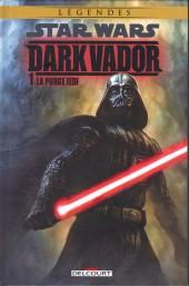 Star Wars - Dark Vador -1ES- La Purge Jedi