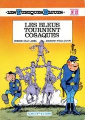 Les tuniques Bleues -12a1978- Les Bleus tournent cosaques