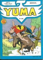 Yuma (1re série) -306- La flèche à cinq plumes