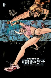 Tokyo Ghost (2015) -2A- The Human Resistance Is Failing