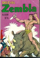 Zembla (Spécial) -Rec15- Album N°15 (du n°43 au n°45)