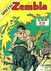 Zembla (Spécial) -Rec40- Album N°40 (du n°119 au n°121)