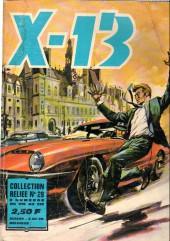 X-13 agent secret -Rec29- Collection reliée N°29 (du n°225 au n°232)