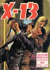 X-13 agent secret -Rec32- Collection reliée N°32 (du n°249 au n°256)