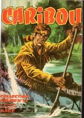 Caribou -Rec14- Collection Reliée N°14 (du n°105 au n°112)