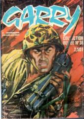 Garry (Impéria - 3e série) -Rec36- Collection Reliée N°36 (du n°246 au n°253)