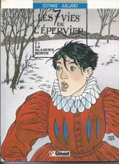 Les 7 Vies de l'Épervier -1b1988- La blanche morte