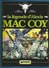 Mac Coy -1a81a- La légende d'Alexis Mac Coy