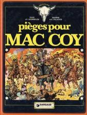 Mac Coy -3b81- Pièges pour Mac Coy