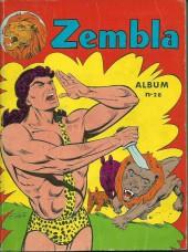 Zembla -Rec028- Album N°28 (du n°134 au n°137)