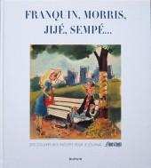 (DOC) Franquin, Morris, Jijé, Sempé... - 200 couvertures inédites pour le journal Le Moustique